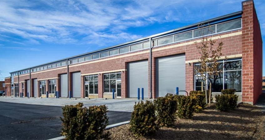 Lofstrand Service Industrial Building